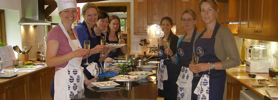One and Two Day Cookery Courses