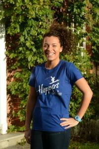 Ladies T-shirts - Royal Blue