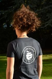 Ladies T-shirts - Navy Blue