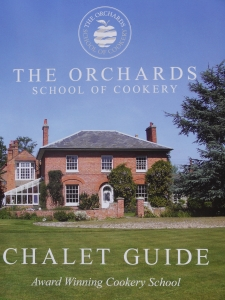 Orchards Cookery Chalet Guide