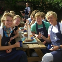 Contact The Orchards School of Cookery