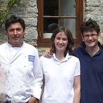 Jean-Christophe Novelli, Isabel & Nicholas Burt 210