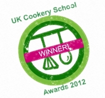 UK Cookery Schools Awards - Winner