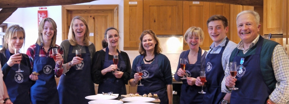 one day cookery course