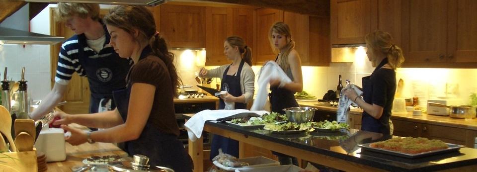 Chalet Cooks