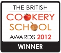 British Cookery School Awards Winner