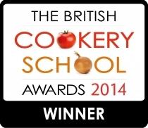 British Cookery School Awards Winner