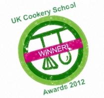 UK Cookery Schools Awards - Winner