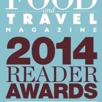 Food and Travel Magazine 2014 Awards